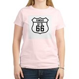Route 66 Old Style - KS T-Shirt