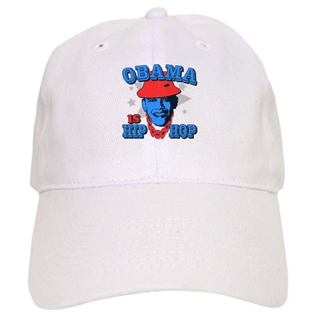 Obama is Hip Hop Cap