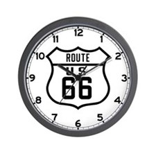 R-66 General Old Style Wall Clock