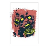 Zombies Want Brains Postcards (Package of 8)