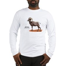 Desert Bighorn Long Sleeve T-Shirt