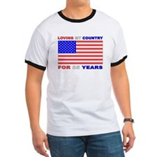 Patriotic 85th Birthday T