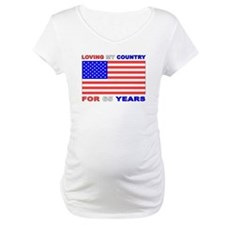 Patriotic 65th Birthday Shirt
