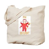 devilment tote bag