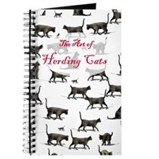 Generic Art of Herding Cats Journal