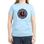 Compton County Fire Women's Light T-Shirt