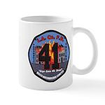 Compton County Fire Mug