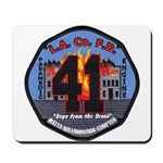 Compton County Fire Mousepad