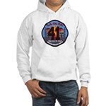 Compton County Fire Hooded Sweatshirt
