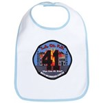 Compton County Fire Bib