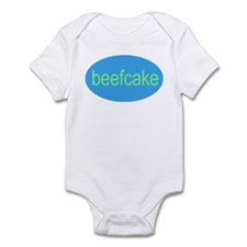 beefcake baby infant chubby Infant Creeper