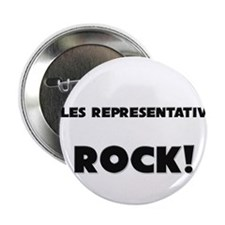 "Sales Representatives ROCK 2.25"" Button"
