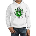 Cicogna Family Crest Hooded Sweatshirt