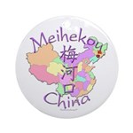 Meihekou China Ornament (Round)