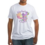 Meihekou China Fitted T-Shirt