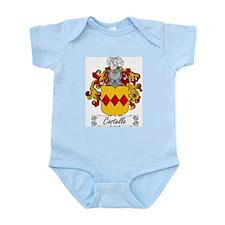 Costello Family Crest Infant Creeper