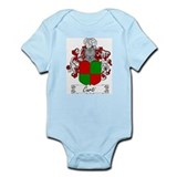 Curti Family Crest Infant Creeper