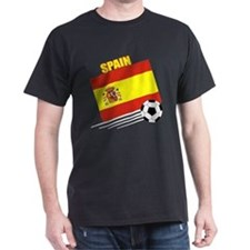 Spain Soccer Team T-Shirt