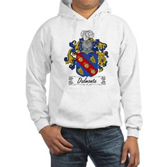 Dalmonte Family Crest Hooded Sweatshirt