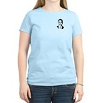 Barack Obama screenprint Women's Light T-Shirt