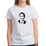Barack Obama screenprint Women's T-Shirt
