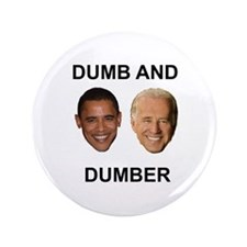 "Obama and Biden 3.5"" Button (100 pack)"
