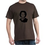 Michelle Obama screenprint Dark T-Shirt