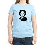 Michelle Obama screenprint Women's Light T-Shirt