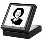 Michelle Obama screenprint Keepsake Box