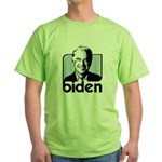 OBAMA BIDEN 2008 Green T-Shirt