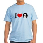I Heart Michelle Obama Light T-Shirt