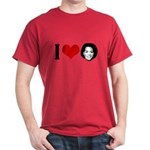 I Heart Michelle Obama Dark T-Shirt