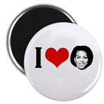 I Heart Michelle Obama Magnet
