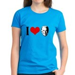 I heart Joe Biden Women's Dark T-Shirt