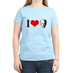 I heart Joe Biden Women's Light T-Shirt
