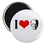 I heart Joe Biden Magnet