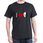 I Love Joe Biden Dark T-Shirt