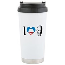 I Love Joe Biden Travel Mug