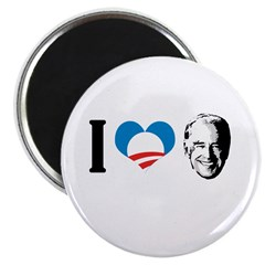 "I Love Joe Biden 2.25"" Magnet (100 pack)"