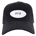 I Love Joe Biden Black Cap