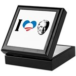 I Love Joe Biden Keepsake Box