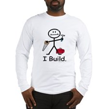 BusyBodies Construction Long Sleeve T-Shirt
