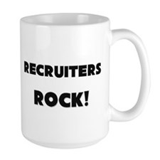Recruiters ROCK Mug