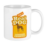 Catahoula Leopard Dog Small Mugs