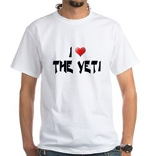 I LOVE THE YETI Shirt