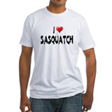 I LOVE SASQUATCH Shirt