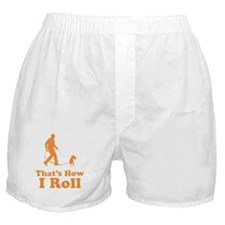 Miniature Bull Terrier Boxer Shorts