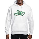 Mirror Logo! Hooded Sweatshirt