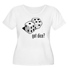 got dice (with picture) T-Shirt