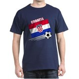 Croatia Soccer Team T-Shirt